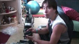 How to assemble the exercise bike