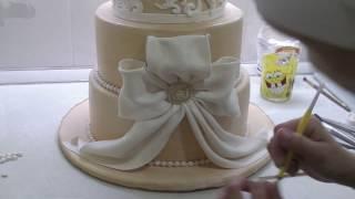 Свадебный торт (Wedding cake)