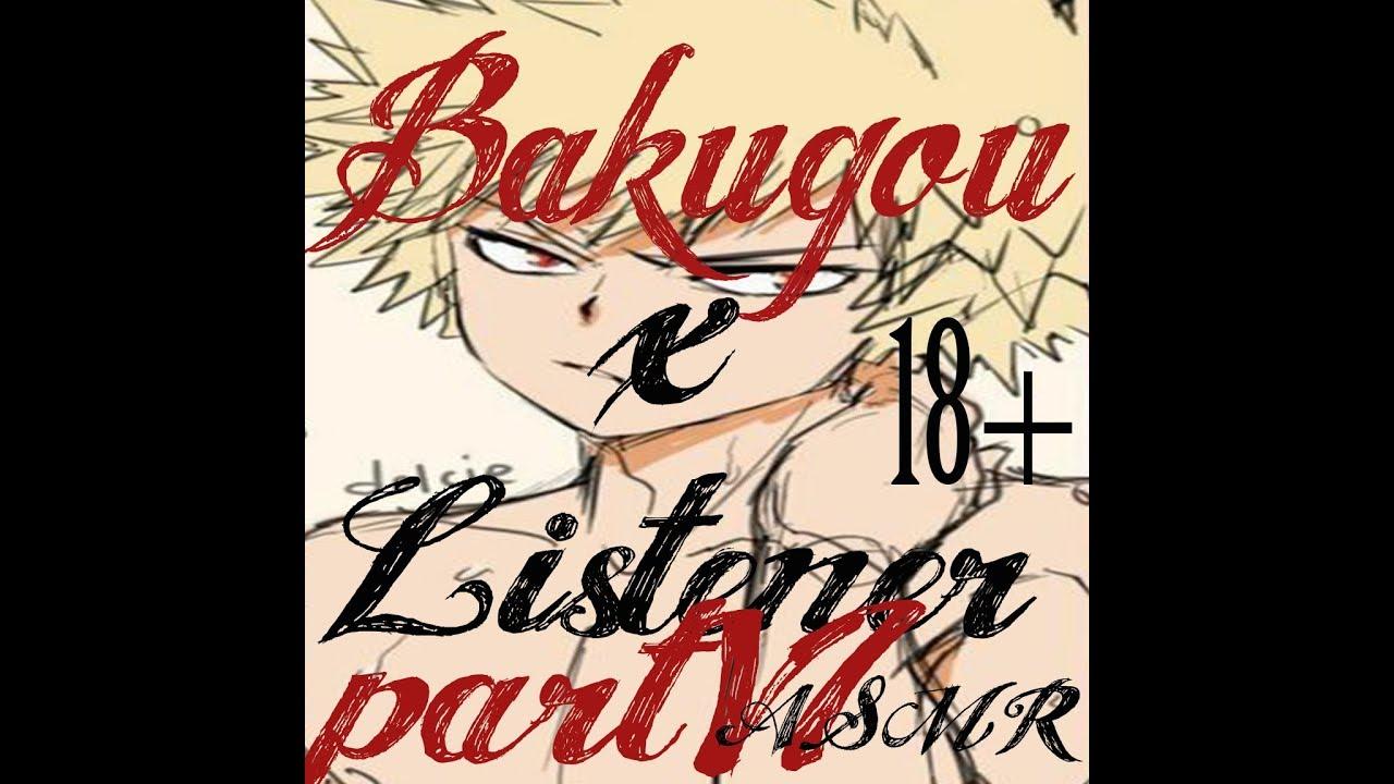 Download Bakugou x Listener ASMR pt 4 [My Hero Academia] Spicy