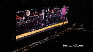 U2 - Cedarwood Road (hd) - San Jose 2, May 19, 2015