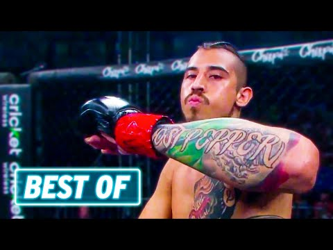 """Cage Highlights: Erick """"Ghost Pepper"""" Gonzalez I COMBATE GLOBAL"""