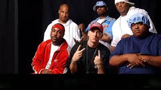 Eminem ft D12 - 40 Oz HebSub