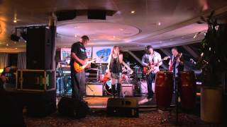 Legendary Blues Cruise #20 Crows Nest Jam 1-22-13 Late