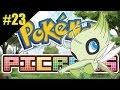 Pokemon Picross #23: CELEBI N04-08 - Gameplay 3DS
