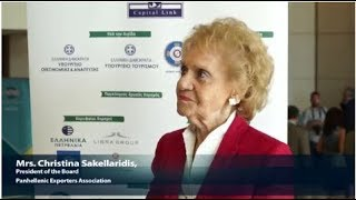 2018 8th Annual Capital Link CSR Forum - Mrs. Sakellaridis Interview