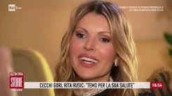 """Arrestato Vittorio Cecchi Gori, Rita Rusic: """"Temo per la sua salute"""" - Storie italiane 02/03/2020"""