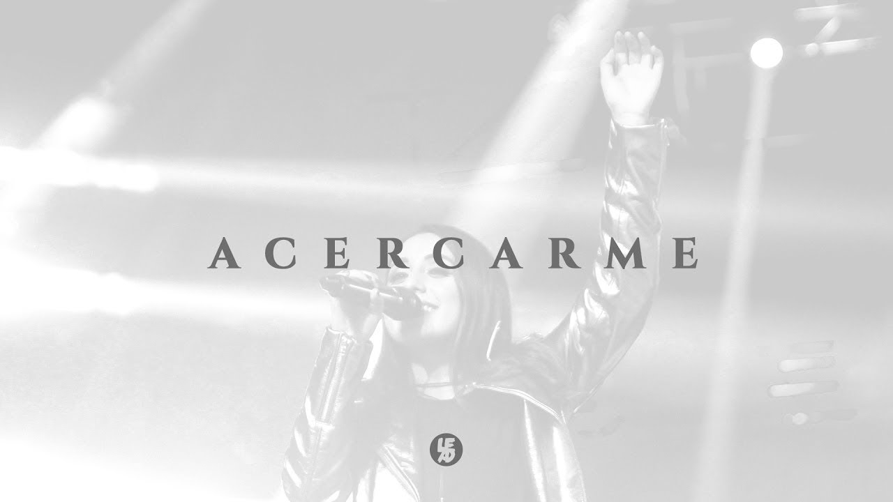 LEAD - Acercarme  (Lyric Video)