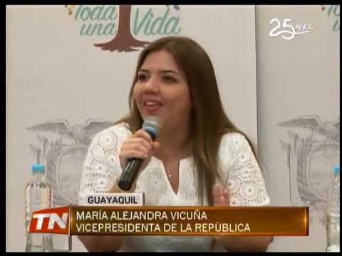 Vicepresidenta analizó avances en la economía popular y solidaria