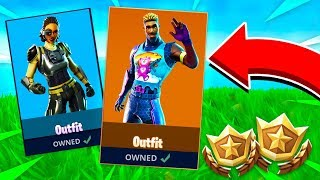 ALL *NEW* SECRET SKINS! | Steelsight & Brite Gunner! ( Fortnite Leaked Update )