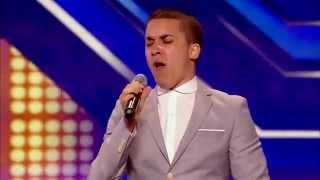 The X Factor UK 2012  - Jahmene Douglas