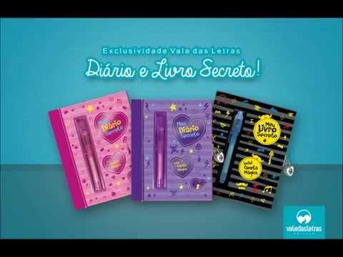 Download Meu Diário e Livro Secreto