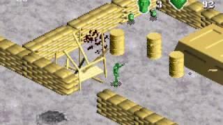 Army Men - Turf Wars (GBA) - Vizzed.com GamePlay Part 1 Mynamescox44