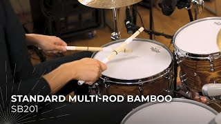 MEINL Stick & Brush Standard Multi-Rod Bamboo SB201