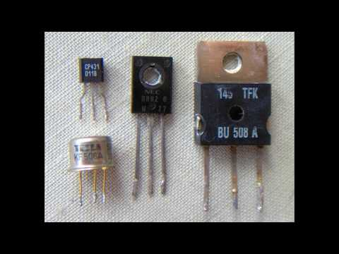 Transistor  MOSFET tutorial  YouTube