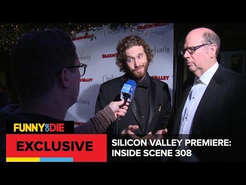'Silicon Valley' Premiere: Inside Scene 308
