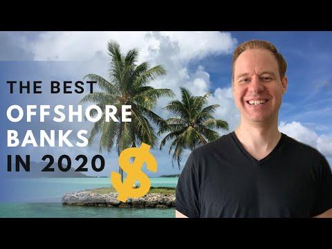Best Offshore Banks of 2020