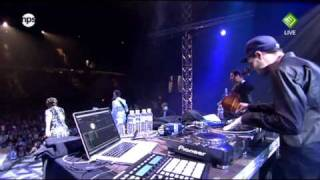 Caro Emerald, Arnoud de Graaff - Back It Up - North Sea Jazz 2010, Live
