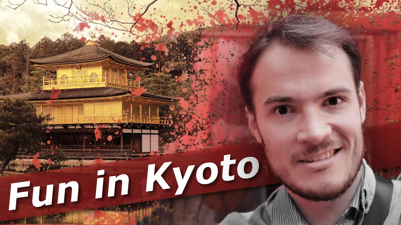 Kyoto - The Most Epic 2-Day Adventure Ever