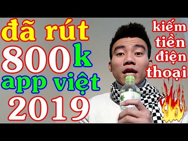 [NT Vlogs] Hướng Dẫn Kiếm Tiền Trên Điện Thoại   Kiếm Tiền Online 2019 Nhanh Nhất