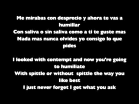 Burreros - Cartel de santa lyrics spanish and english