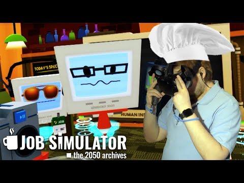 ЗВЁЗДНЫЙ ПОВАР ► Job Simulator #2