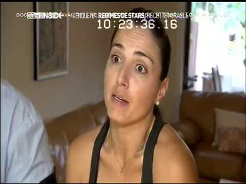 Hit French TV Celebrity Show Features Dr. Sears & Zone Diet (mid of video clip)