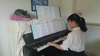 合唱曲 ピアノ伴奏『花の名前』 森山直太朗   〜猫と一緒〜