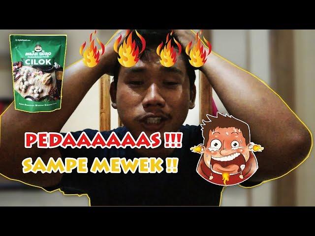 CILOK KUAH PEDAS ! CILOK BUMBU KACANG ! SAMPE MEWEK !!