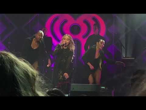 Sabrina Carpenter - Almost Love - 2018-12-03 - KDWB Jingle Ball; St Paul, Minnesota