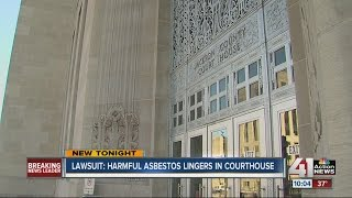 Two former Jackson County workers sue county & U.S. Engineering over alleged asbestos exposure