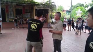 [Nam Kinh Nội Quyền] Khởi vs Anh em chó