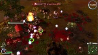 Bunch of Heroes HD gameplay