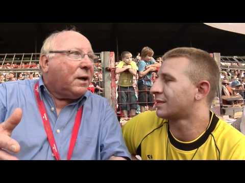 Interview Uwe Seeler, Tag der Legenden 2011