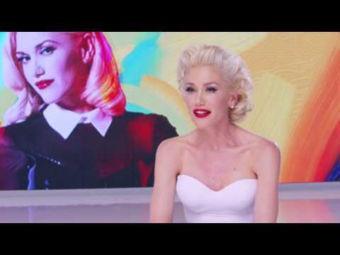The Voice: Season 9: Gwen Stefani Behind the Scenes TV Interview