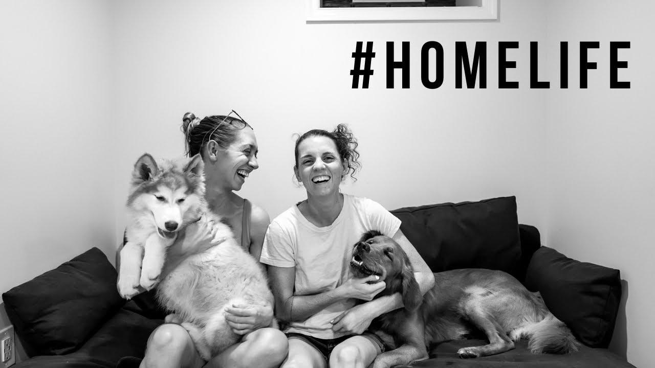 We Got New Floors!! | Home Life