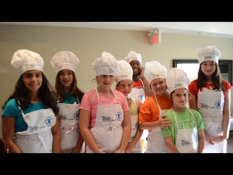 Tilda Canada's Moms Helping Moms Children's Cook Off