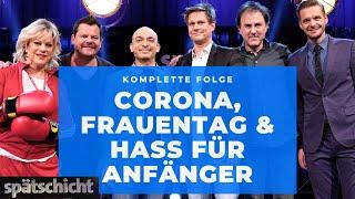 Spätschicht vom 06.03.2020 mit Florian, Lisa, Ingo, Django, Jens und Stefan