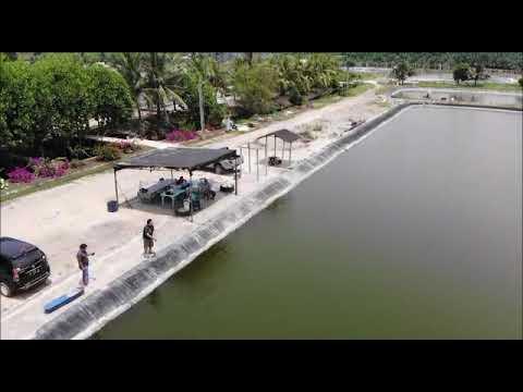 Mancing bersama di Kolam Pancing Acun 08 April 2018