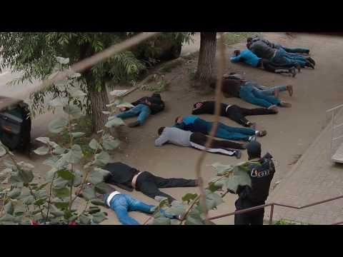 Криминальная сходка в Южноуральске закончилась стрельбой