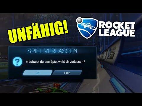 OMG sind wir UNFÄHIG 🚗 Rocket League Gameplay Deutsch 🚗 baastiZockt