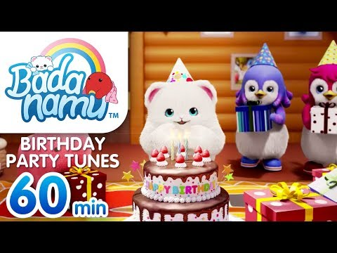 Birthday Party Tunes | Badanamu Compilation