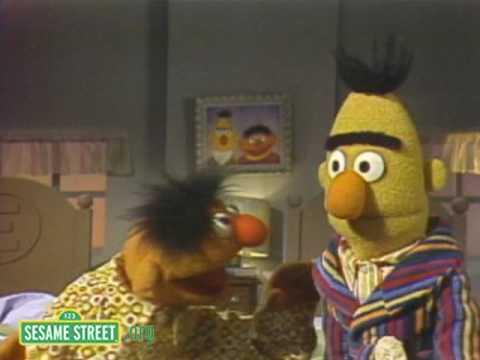 Sesame Street Ernie And Bert Meet The Martians Youtube