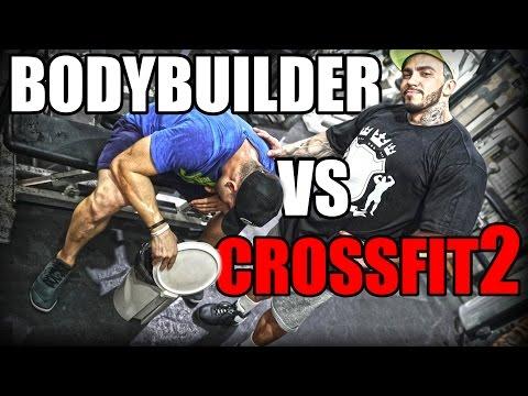 Get BODYBUILDER VS CROSSFIT | A REVANCHE MOTIVAÇÃO | DICAS DE TREINO ACADEMIA Screenshots