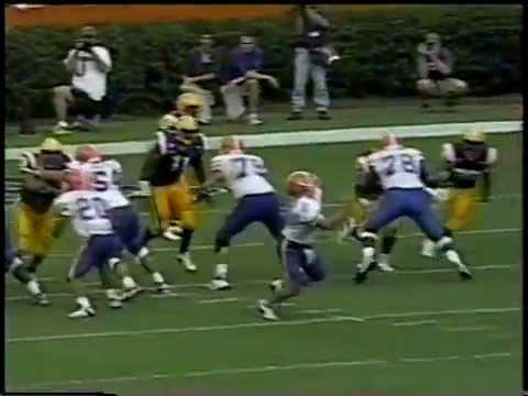 2000 LSU @ Florida - Grossman to Gaffney