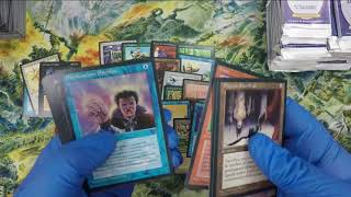 Magic: the Gathering Italian Legends Booster Box Opening! Tabernacle?