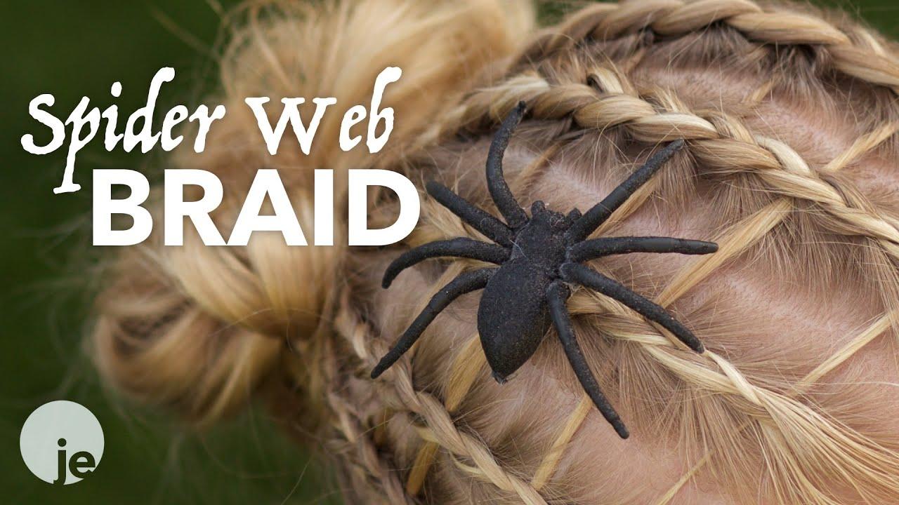 Halloween Hair Styles: Halloween Hairstyle - YouTube