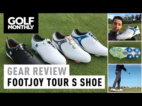 FootJoy Tour S | On-Course Shoe Test | Golf Monthly