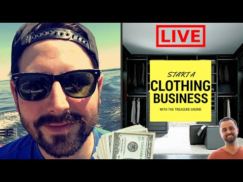 How to Start, Manage, And Grow A Clothing Business On Ebay With The Treasure Gnome