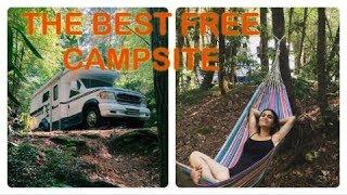 Helen, GA - Gręat FREE Camping!