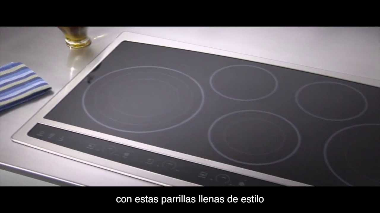 Parrilla Elctrica Electrolux  YouTube